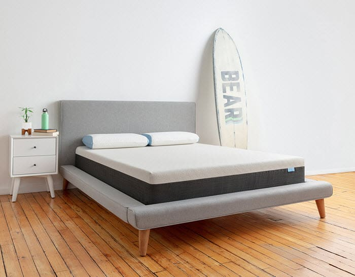 Best Firm Memory Foam Mattress Queen