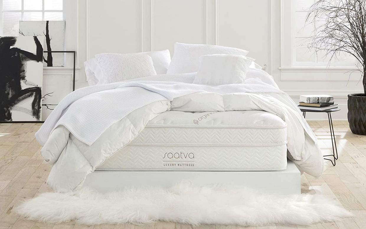 Saatva King Mattress Pad